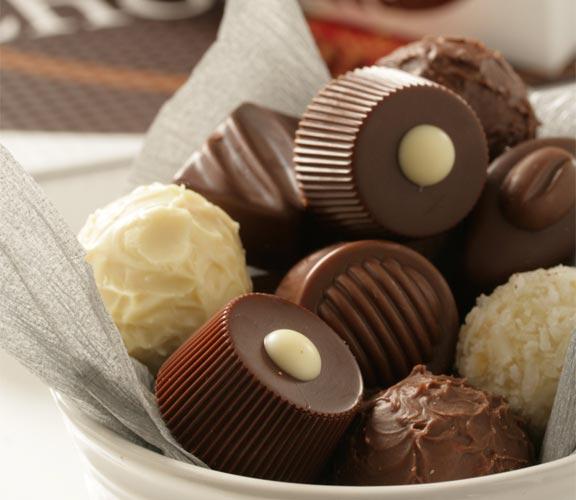 Chocolates y bombones, magnificos presentes