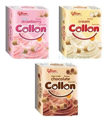 Cream collon Chuchelandia, el blog de las chuches y golosinas
