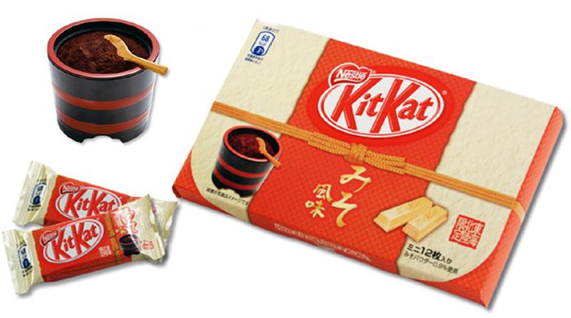 Kit Kat sabores del Japón_Chuchelandia, el blog de las chuches y golosinas