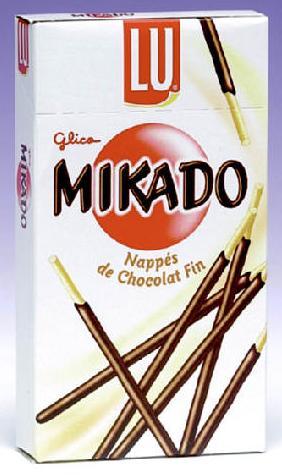mikado Chuchelandia, el blog de las chuches y golosinas