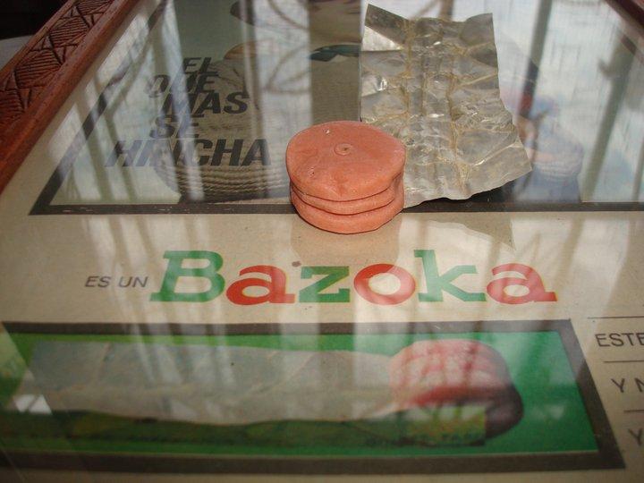 BAZOKA 3 PISOS, Chuchelandia, el blog de las chuches y golosinas