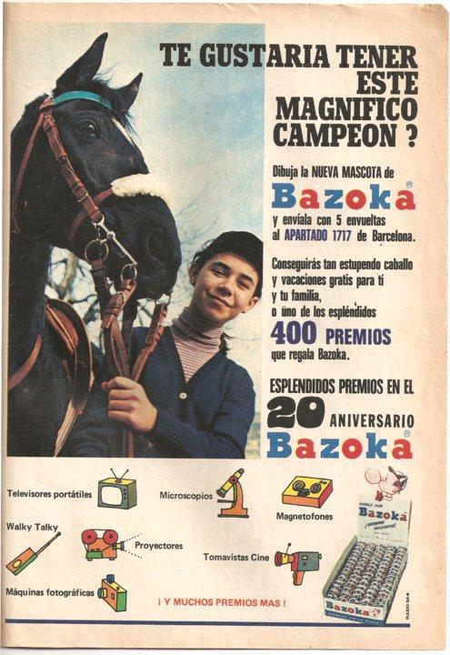 Bazoka Chuchelandia, el blog de las chuches y golosinas