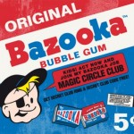 Chicle Bazooka