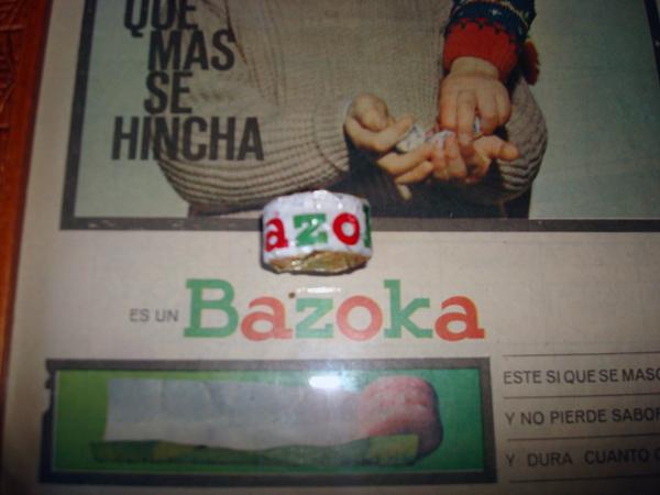 Bazoka Chuchelandia