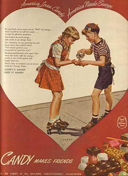 candy makes friends vintage Chuchelandia, el blog de las chuches y golosinas