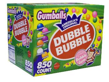 Dubble bubble gumballs Chuchelandia, el blog de las chuches y golosinas