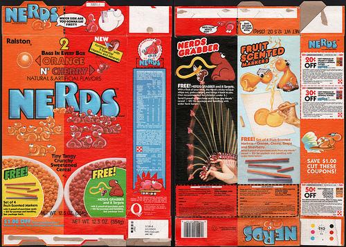 nerds cereals Chuchelandia, el blog de las chuches y golosinas