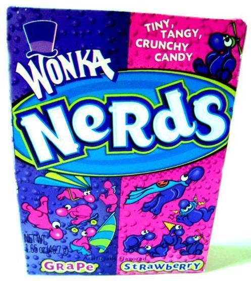 caramelos nerds candies Chuchelandia, el blog de las chuches y golosinas