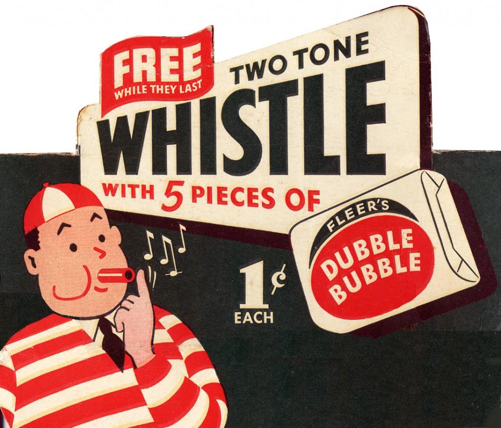 dubble bubble vintage ad Chuchelandia, el blog de las chuches y golosinas