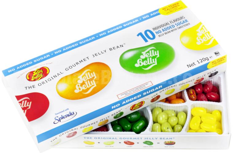 jelly belly chuchelandia, el blog de las chuches y golosinas