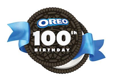 Oreo logo 100. Chuchelandia, el blog de las chuches y golosinas