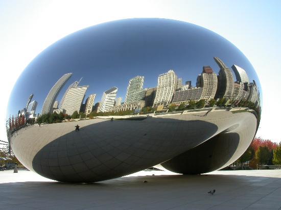 cloudgate, chicago Chuchelandia, el blog de las chuches y golosinas