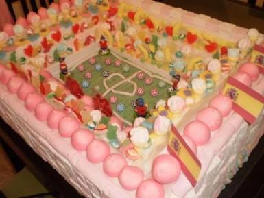 Campo futbol chuches Chuchelandia, el blog de las chuches y golosinas