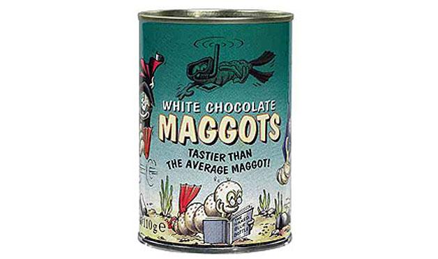 chocolate maggots gusanos de chocolate el blog de las golosinas