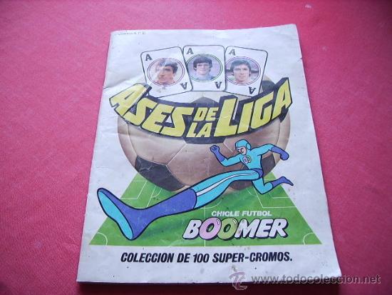 Ases de la liga chicle boomer, Top chucherías de los años 60, 70 y 80, chuchelandia.es