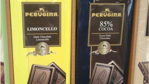 chocolate limoncello perugina